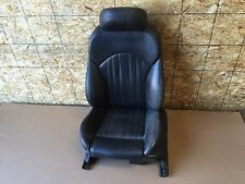 BMW OEM E39 M5 ///M FRONT DRIVER LEFT L SIDE M SPORT POWER LEATHER CHAIR SEAT