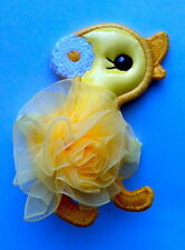 Gymboree Girls Cute Yellow Chick Hair Clip - Brand New