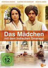 DVD * DAS MÄDCHEN MIT DEM INDISCHEN SMARAGD # NEU OVP ^
