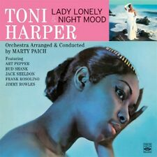 Toni Harper: LADY LONELY & NIGHT MOOD (2 LPS ON 1 CD)