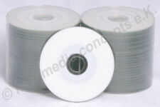 100 Single Mini 8 cm CD Rohlinge CD-R 200 MB Inkjet bedruckbar
