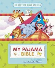My Pajama Bible by Andy Holmes (2008, Board Book)