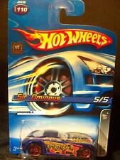 HOT WHEELS 2006 #110 -1 SIR OMINOUS BLU 06 CA
