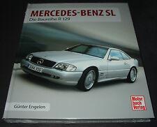 Bildband Mercedes Benz SL R 129 ab Baujahr 1989 NEU!