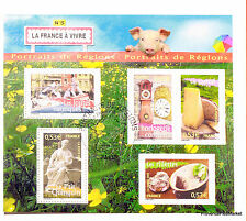 Yt 3767 CANTAL RILLETTES    FRANCE  FDC  NOTICE PHILATELIQUE  PREMIER JOUR