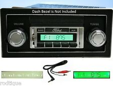 1975-1979 Ford Truck Radio w/ FREE Aux Cable + 230 Stereo **