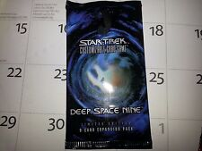 Star Trek CCG Deep Space Nine Limited Booster pack