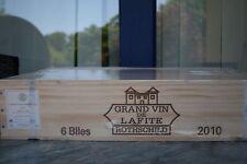 1 Fl.  Lafite Rothschild, 2010 Premier Grand Cru Pauillac