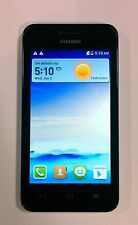 Google Android Huawei Ascend Y330 4GB Dual Sim- Black/White- Refurbished