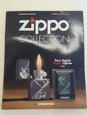 "DEAGOSTINI ZIPPO LIGHTER COLLECTION  - **""JAZZ""**"