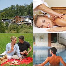 4 Tage Wellness Kurzurlaub im Schwarzwald 4★ Ringhotel Mönchs Waldhotel Urlaub