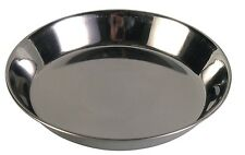 2468 1 x Trixie Small Stainless Steel Bowl - Puppy Cat Bowls 0.2 l/ø 13 cm