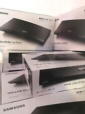 SAMSUNG UBD-K8500 LETTORE ULTRA HD 4K HDR 10 BIT GARANZIA ITA SPED 24 ORE