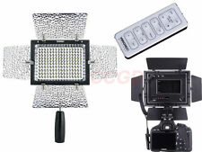 Yongnuo YN-160 II LED Video Light Hot Shoe Panel For DSLR Camera Camcorder DV