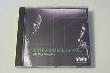 SOUTH CENTRAL CARTEL - ALL DAY EVERYDAY CD 1997 (Havoc Prodeje SCC G-Funk) RARE