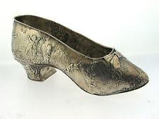 Antique 800 Silver Geman Angel Shoe - Hallmarked Circa 1890s