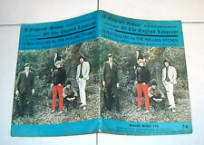 Spartiti Songbook THE ROLLING STONES A flagrant misuse of the English language