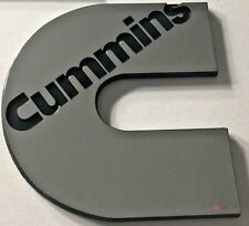 1 x Cummins Decal.Kenworth,Western star,Mack,Freightliner,Ute,Truck,Bus,B&S