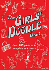 The Girls' Doodle Book (Buster Books), Andrew Pinder, Very Good