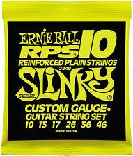 Ernie Ball 2240 RPS Regular Slinky Nickel Wound Electric Guitar Strings 10-46