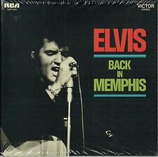 Elvis Presley - BACK IN MEMPHIS - FTD 115 New / Sealed CD