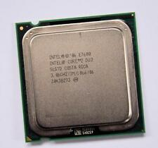 Intel Core 2 Duo E7600 (SLGTD) dual-core 3.06GHz/3M/1066 socket LGA775 cpu