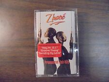 "NEW SEALED ""Zhan"" Pronounced Jah-Nay    Cassette Tape  (G)"