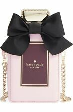 NWT Kate Spade On Pointe Perfume Bottle Crossbody Clutch Sholulder Bag New $258