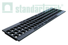 """Standartpark - Ductile Cast Iron Trench Drain Grate for 4"""" Inch Channel MESH"""