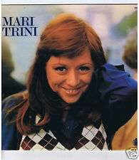 LP MARI TRINI (FRANCE 1974) + 1 PHOTO