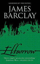 """Elfsorrow: Legends of the Raven (Gollancz S.F.) James Barclay """"AS NEW"""" Book"""