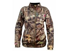 ScentBlocker Sola Womans Knock Out Jacket Small Trinity Mossy Oak camo