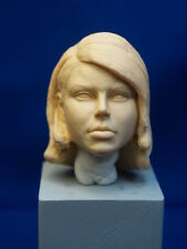 "1:6  CUSTOM RESIN HEAD SCULPT FEMALE #2  ""TIFFANI"""