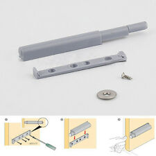 5Pcs Push to Open System Damper Buffer Door Cabinets Drawer Hinges Heavier Catch