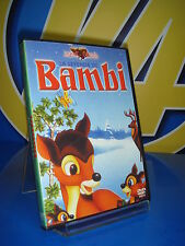 Pelicula EN DVD LA LEYENDA DE BAMBI - legend classic