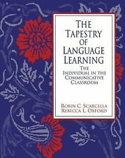 The Tapestry of Language Learning: The Individual in the Communicative Classroom