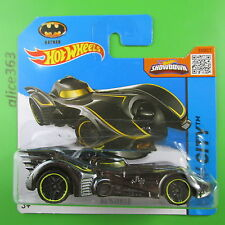 HOT WHEELS 2015 - Batman - Batmobile -  HW City  - 62  -   neu in OVP