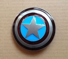 Captain America America Superhero Superhero Marvel Belt Buckle NEW