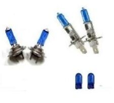 VAUXHALL OMEGA 98-01 XENON HEADLIGHT BULBS SUPER BLUE
