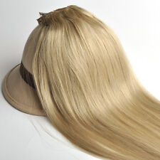 "16""-24""  Clip in100% Remy Real Human Hair Extensions Straight Any Color 100g"