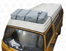 German Quality Grey Westfalia Dry Roof Bag PVC Westy Roof Rack +3 straps C9092