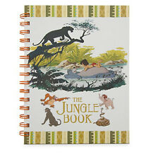 Disney Store Jungle Book Journal Notebook Diary Mowgli Baloo King Louie Gift NEW