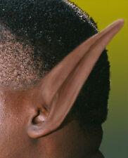 LARGE MANGA ANIME Elf Ears - Latex Painted Dark