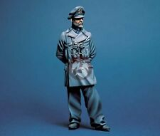 Legend 1/16 German Kriegsmarine U-Boat Submarine Captain WWII [Resin] LF1606