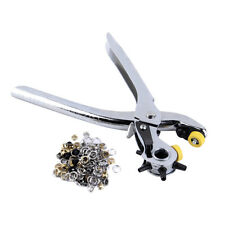 Hotsale Puncher Heavy Duty Leather Hole Punch Hand Pliers Belt Holes Punches