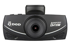 DOD LS470W 1080P HD GPS Wide Angle Low Light Taxi Dash Cam Camera Recorder DVR