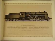 Antica molto più rari rappresentanti locomotive catalogo Hartmann Chemnitz prima del 1945