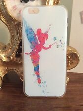 iphone 6 & 6S Mobile Phone Case DISNEY TINKERBELL Fairy Peter Pan Birthday Gift