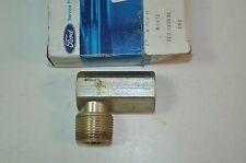 Ford NOS OEM EGR Elbow Tube Connector Part# 388081-S36