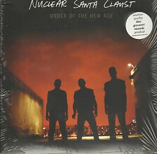 NUCLEAR SANTA CLAUST - Order Of The New Age  LP + Downloadcode  !!! NEU !!!